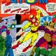 "The cover of a Golden Age comic book called ""Captain Atom"""
