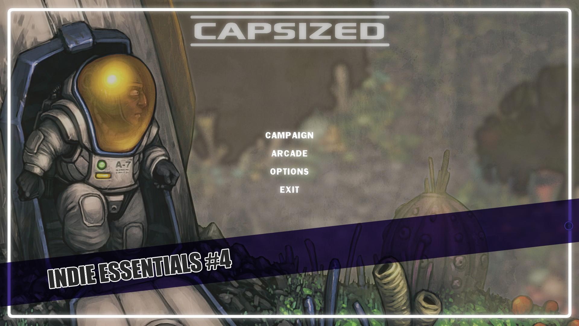 Indie Essentials 4: Capsized!